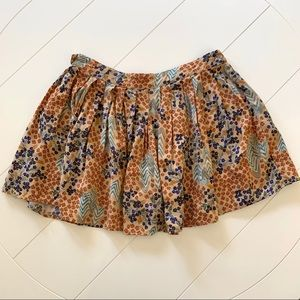 mimi chica Patterned Mini Skirt Size Small